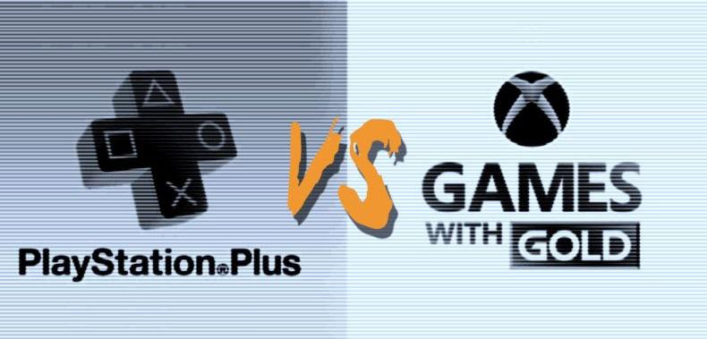 PlayStation Plus vs. Games with Gold - czerwiec 2016
