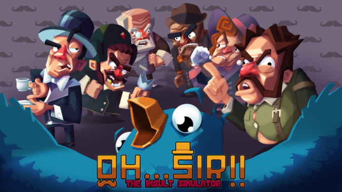 Oh...Sir!! The Insult Simulator - recenzja gry