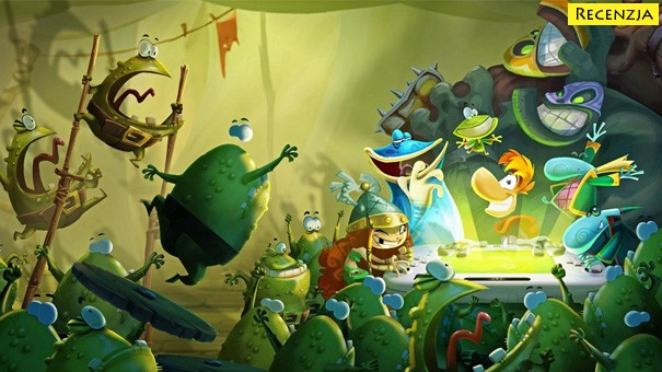 Recenzja: Rayman Legends (PS4)
