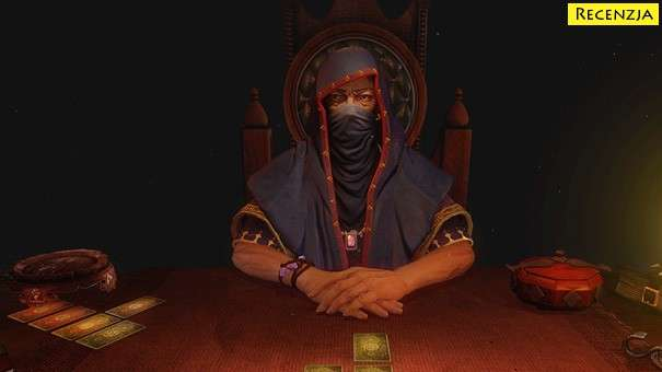 Recenzja: Hand of Fate (PS4)