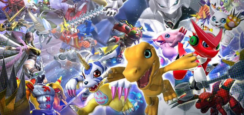 Recenzja gry: Digimon All-Star Rumble