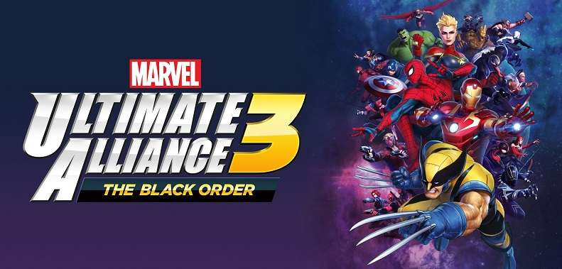 Marvel Ultimate Alliance 3: The Black Order (Switch). Zapowiedź gry