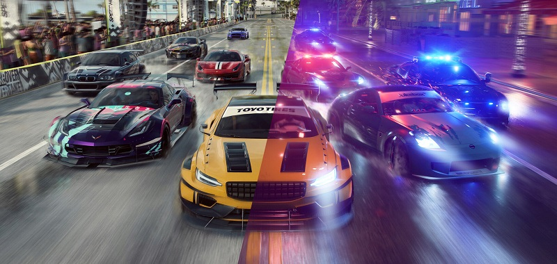 TOP 10 gier z serii Need for Speed - osobisty ranking