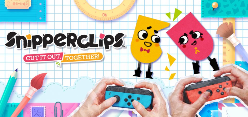 Snipperclips: Cut it out, together! - recenzja gry
