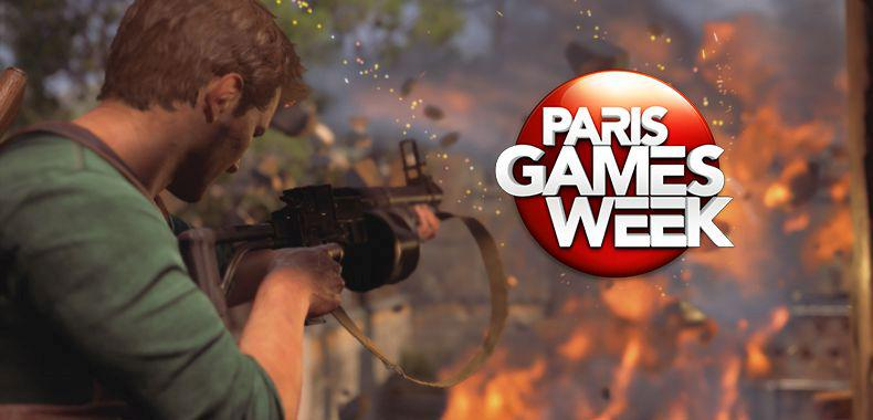 Paris Games Week: Graliśmy w multiplayer Uncharted 4: A Thief's End