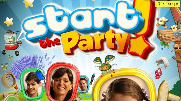 Recenzja: Start the Party (PS3)