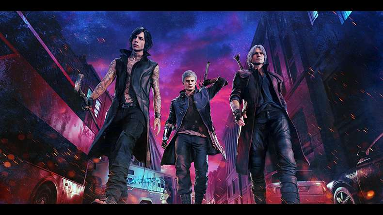 Devil May Cry 5 - recenzja