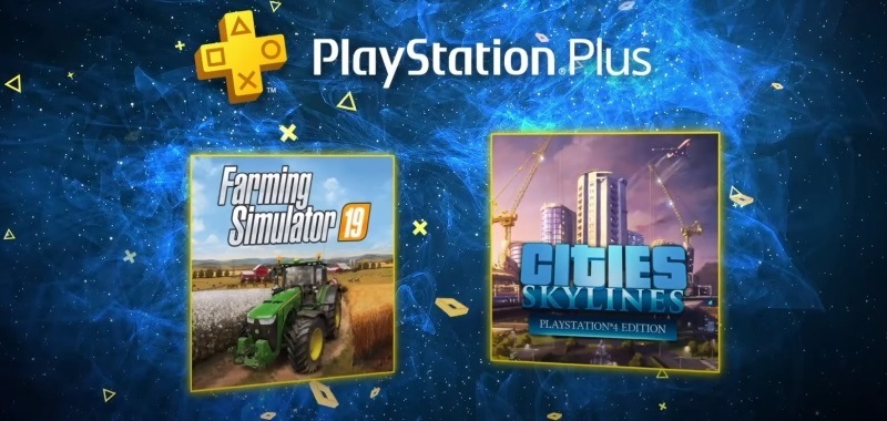 PS Plus z Cities: Skylines i Farming Simulator 19. Która gra przykuje do ekranu na dłużej?