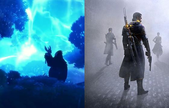 Muzyka Gracza - Ori and the Blind Forest & The Order: 1886