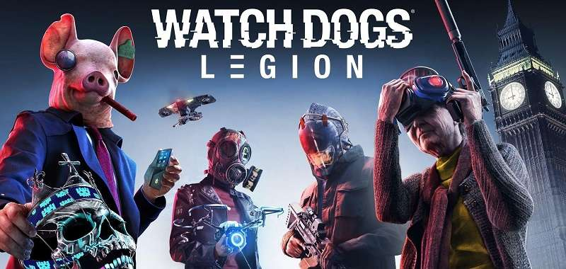 Watch Dogs: Legion (PS4, Xbox One, PC). Premiera, cena, edycje specjalne, informacje