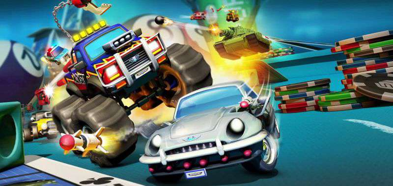 Micro Machines World Series - recenzja gry