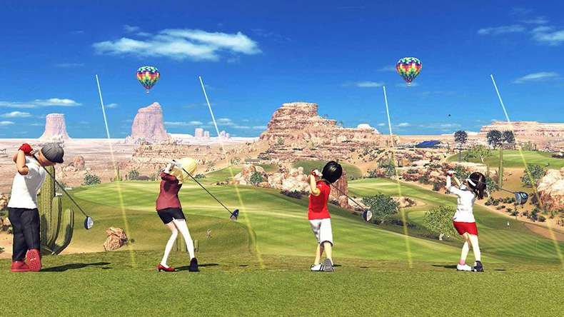 Everybody's Golf (2017) - recenzja