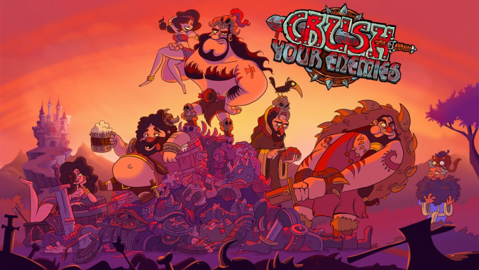 Crush Your Enemies - recenzja gry