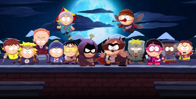 Recenzja: South Park: The Fractured but Whole (PS4)