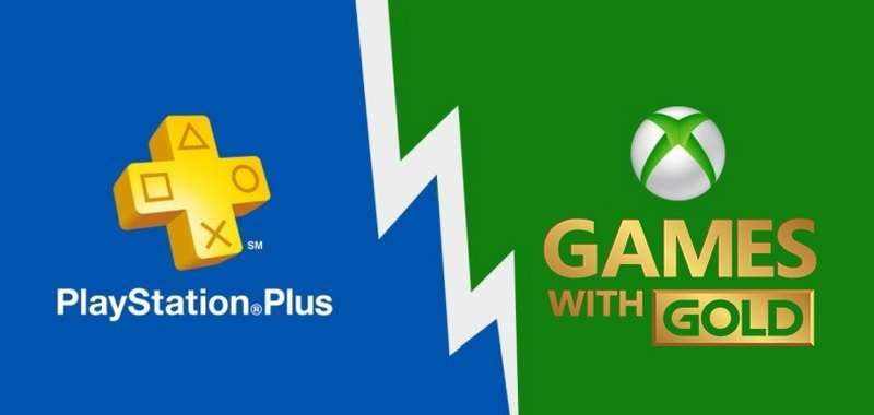 PlayStation Plus vs. Games With Gold - Listopad 2019