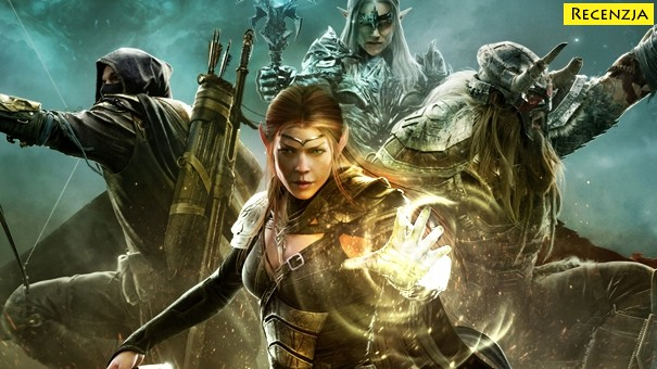 Recenzja: The Elder Scrolls Online: Tamriel Unlimited (PS4)