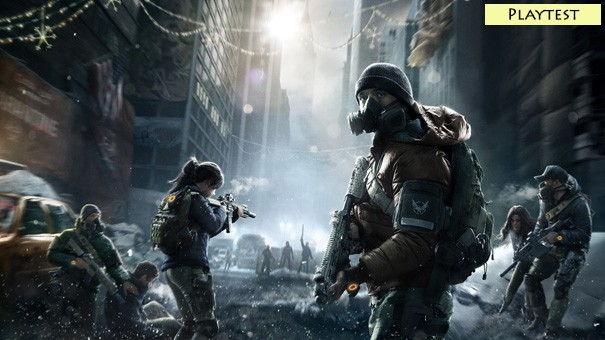 Playtest: Tom Clancy's The Division (PS4) - beta