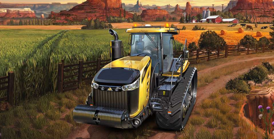 Recenzja: Farming Simulator 18 (PS Vita)