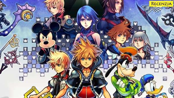 Recenzja: Kingdom Hearts HD 2.5 ReMIX (PS3)
