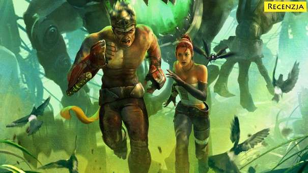 Recenzja: Enslaved: Odyssey to the West (PS3)