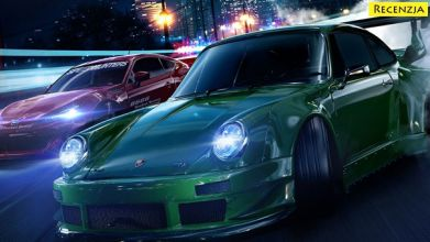 Recenzja: Need for Speed (PS4)