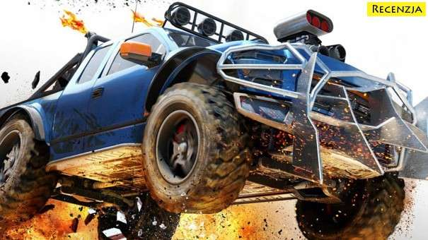 Recenzja: FlatOut 4: Total Insanity (PS4)
