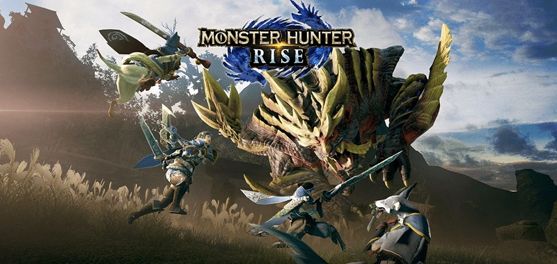 Monster Hunter Rise (Switch) - premiera, cena, edycja Deluxe informacje o grze