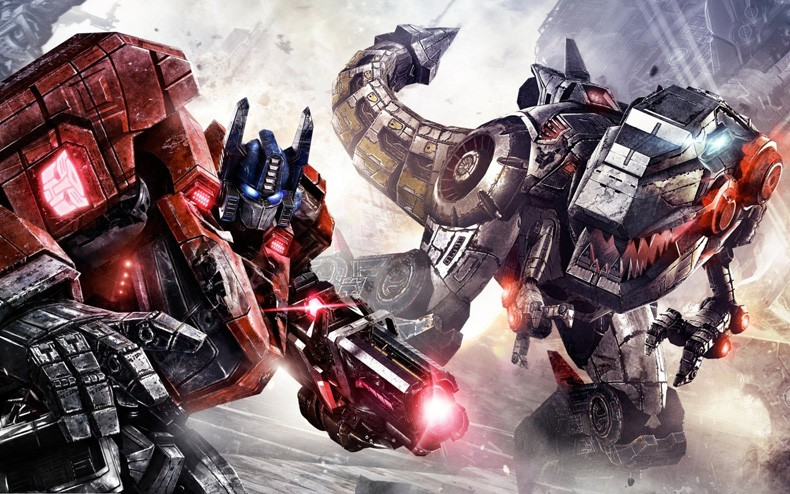 Transformers Fall of Cybertron - recenzja