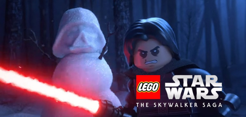 LEGO Star Wars: The Skywalker Saga (PS4, Xbox One, PC, Switch). Wszystko, co wiemy o grze