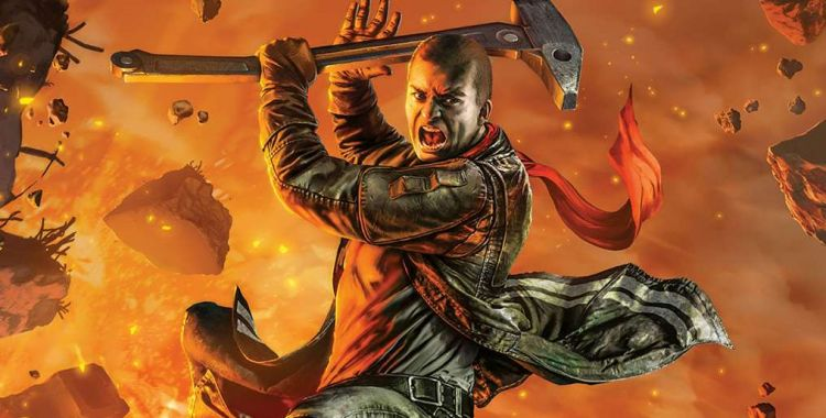 Recenzja: Red Faction Guerrilla Re-Mars-tered (PS4)