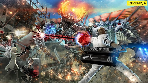 Recenzja: Freedom Wars (PS Vita)