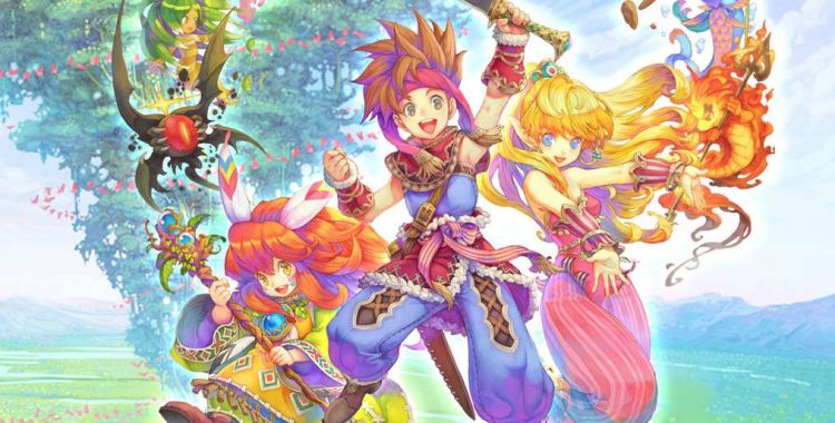 Recenzja: Secret of Mana (PS4)