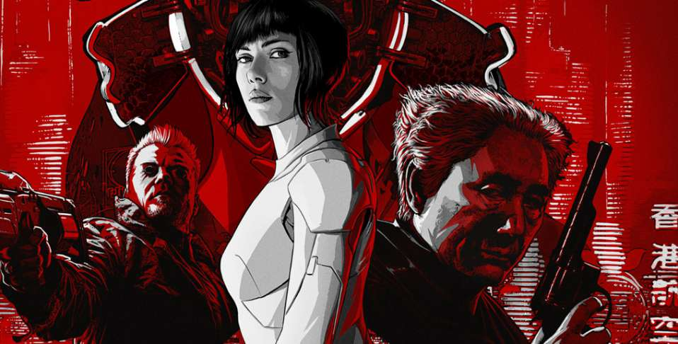 Recenzja: Ghost in the Shell