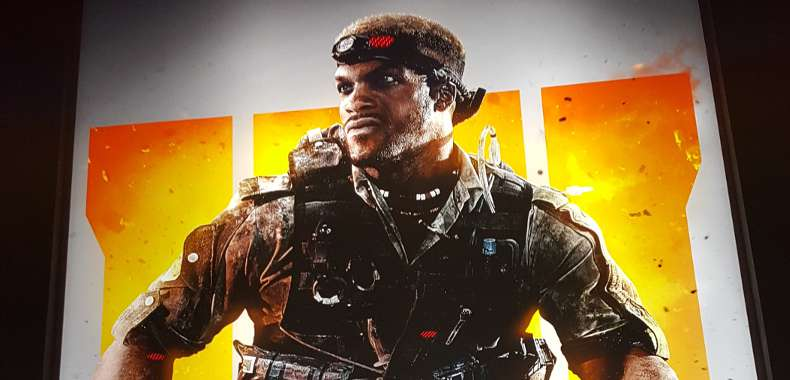 Event Call of Duty: Black Ops 4 - fotorelacja