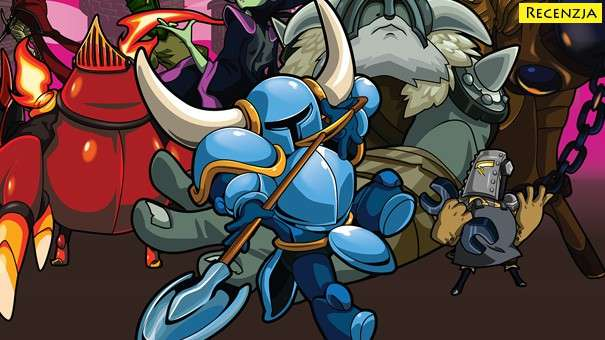 Recenzja: Shovel Knight (PS4)