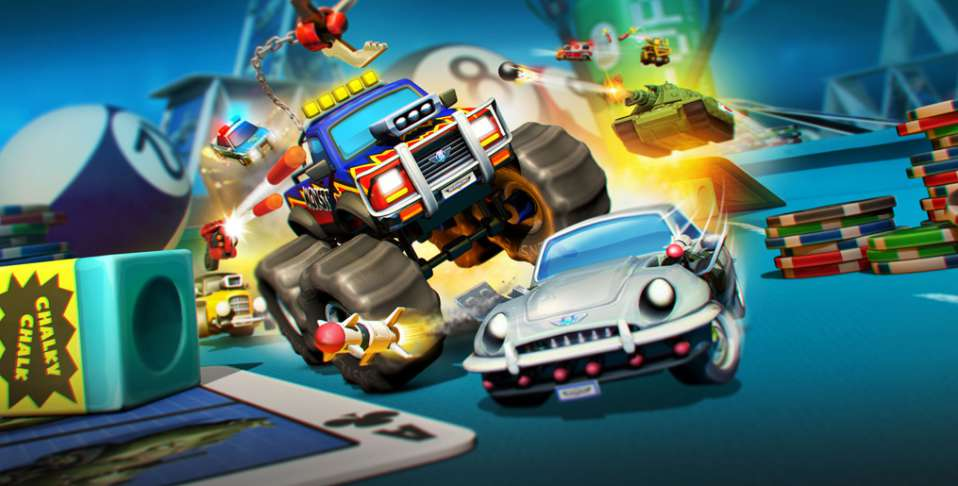 Recenzja: Micro Machines World Series (PS4)