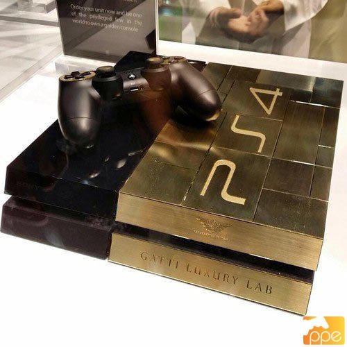 Gold PS4