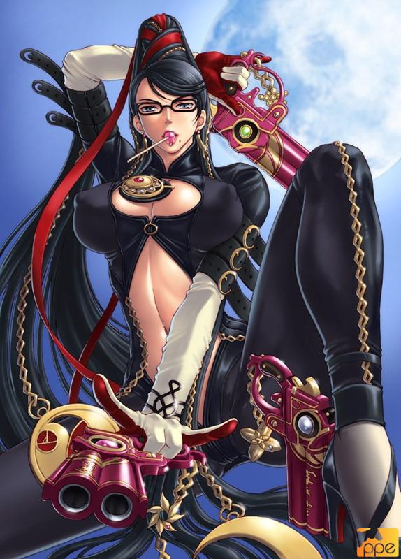 Art of Bayonetta