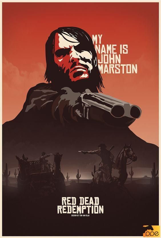 Art of Red Dead Redemption