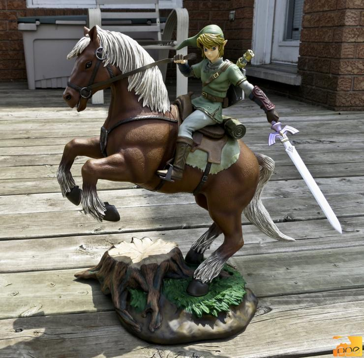 Figurka Link and Epona