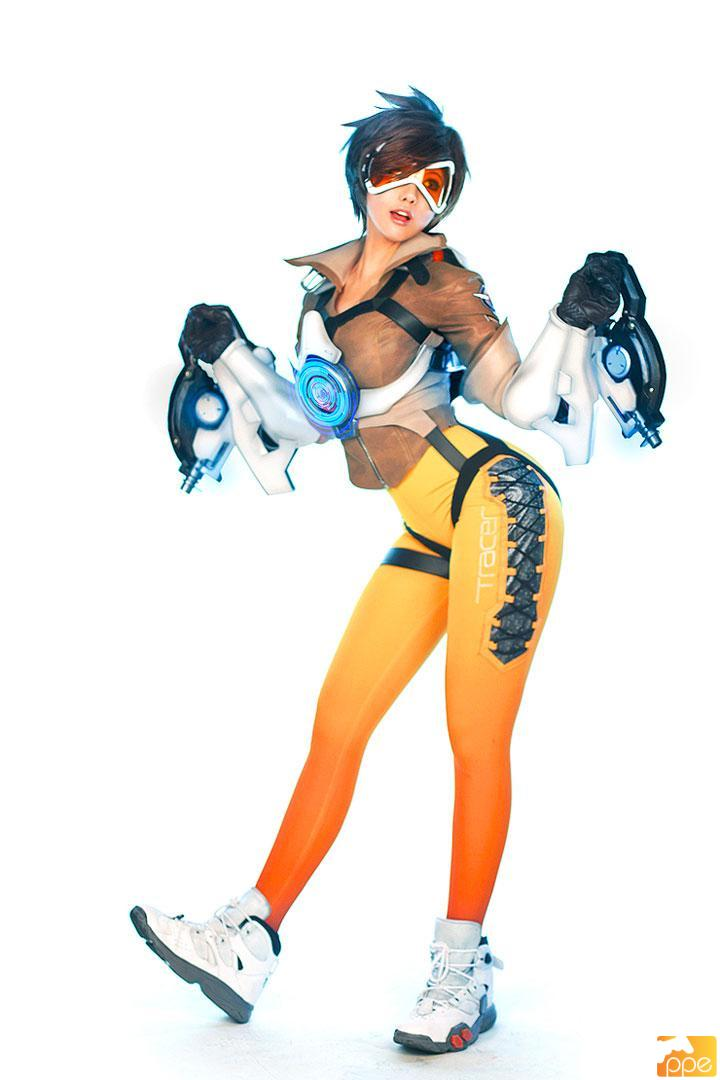 Overwatch - Tracer (Cosplay)