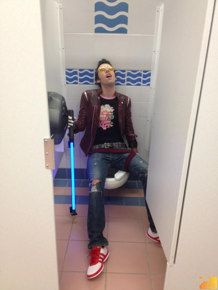Cosplay - Travis Touchdown [No More Heroes]