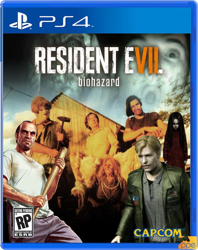 Resident Evil VII alternative version