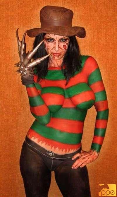 Freddy Krueger Cosplay