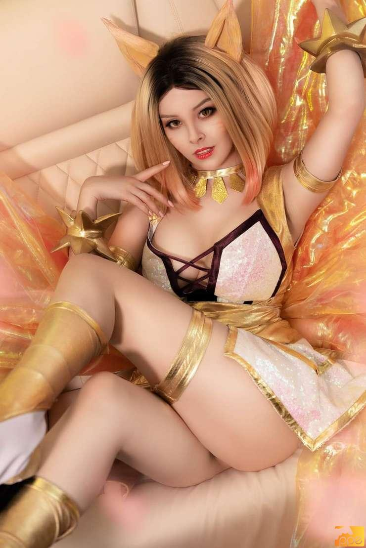 KDA Ahri League of Legends.