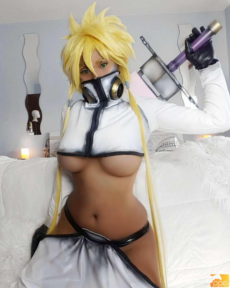 Bleach - Tier Harribel Cosplay