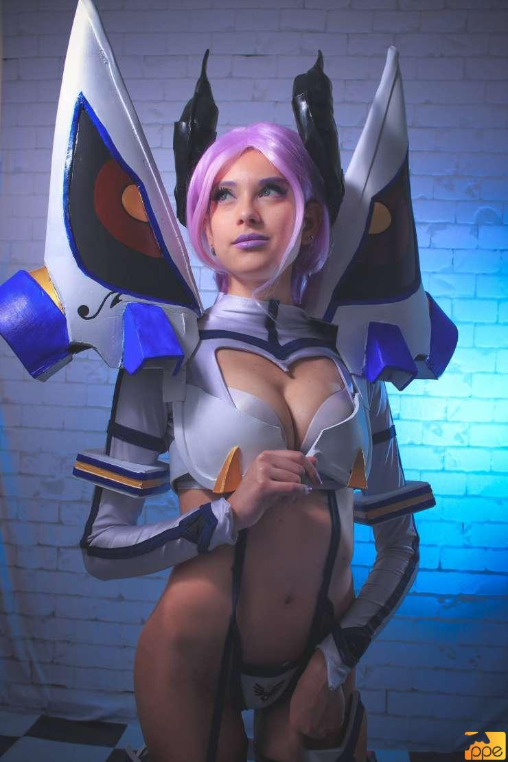 Mercy Imp Cosplay