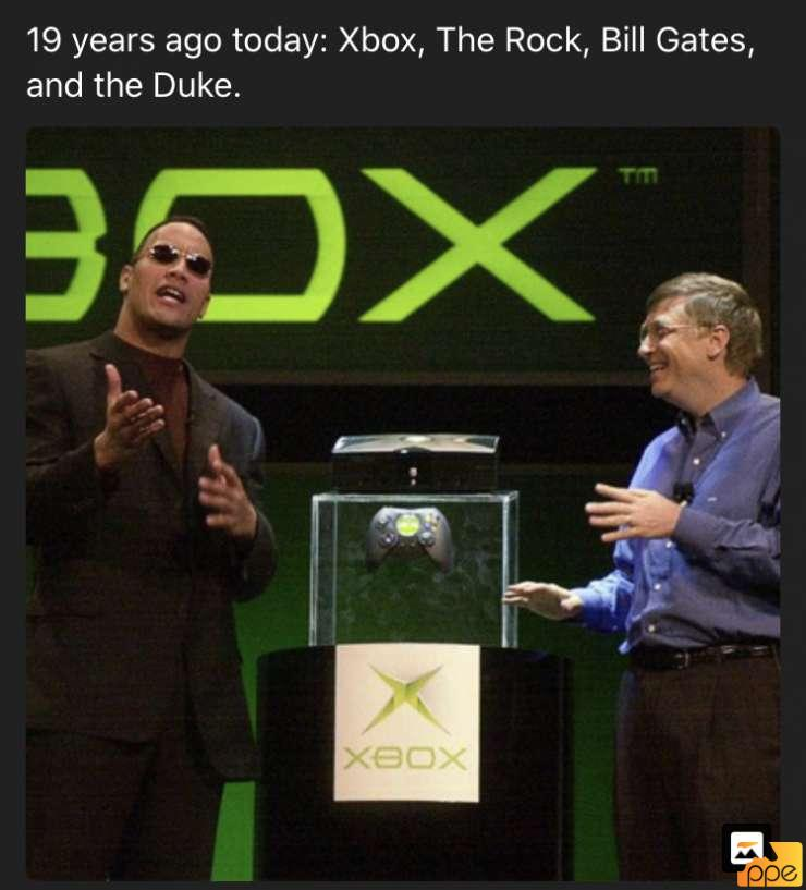 Happy Birthday Xbox