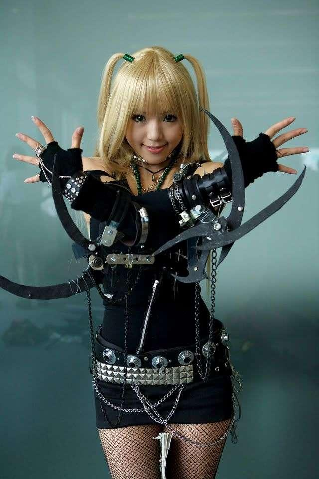 Misa Amane Cosplay by Death Note