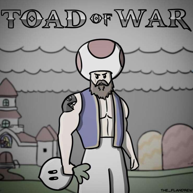 Toad of War